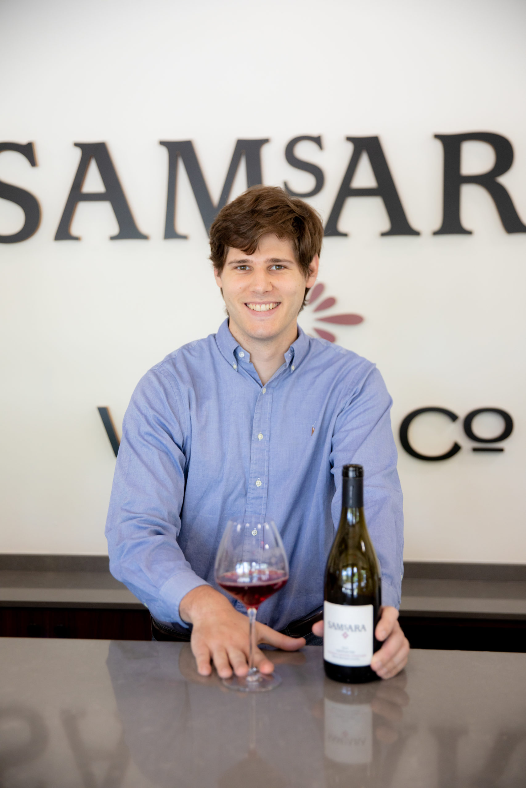 Peter McWilliams - SAMsARA Wine Co.
